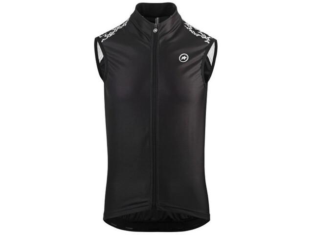 assos Mille GT Spring Fall Vest black series